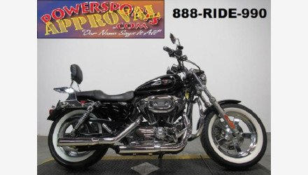 2012 Harley-Davidson Sportster for sale 200645510