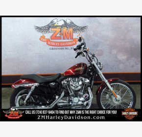2012 Harley-Davidson Sportster for sale 200700414