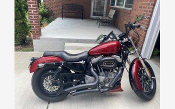 2012 Harley-Davidson Sportster 1200 for sale 201123564