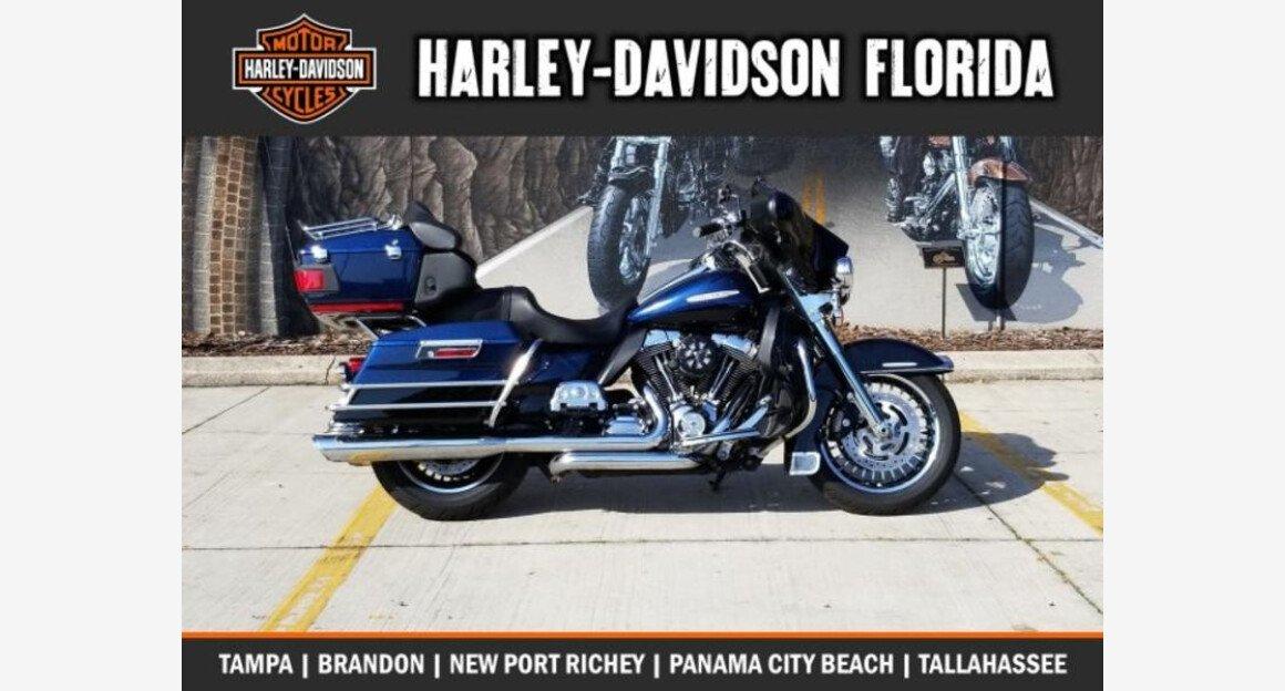 2012 Harley-Davidson Touring for sale 200647257