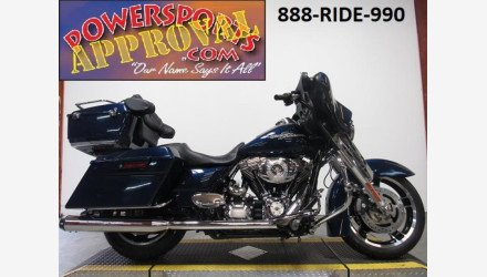 2012 Harley-Davidson Touring for sale 200800523