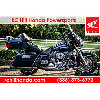 2012 Harley-Davidson Touring for sale 201000245