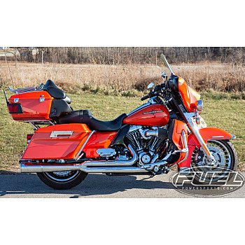 2012 Harley-Davidson Touring for sale 201006809
