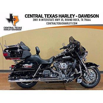2012 Harley-Davidson Touring for sale 201109064