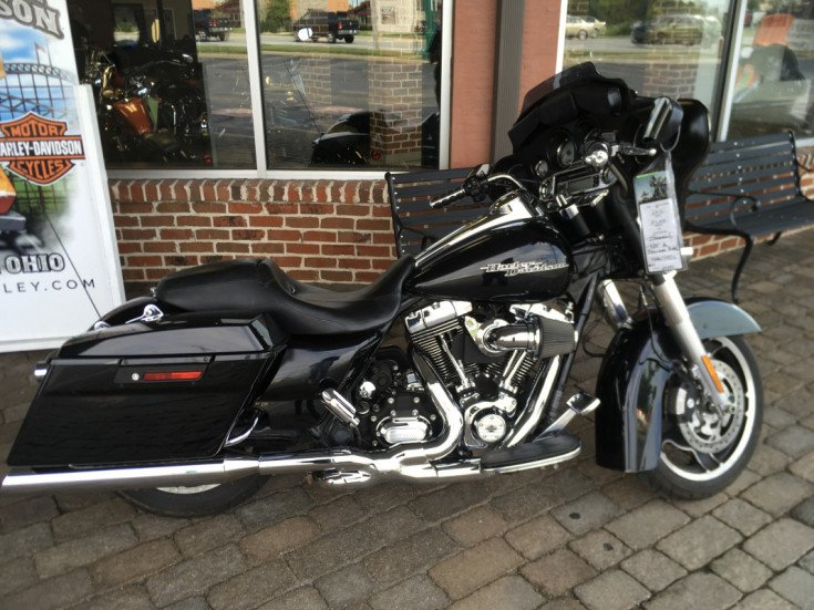2012 Harley-Davidson Touring for sale 201155610