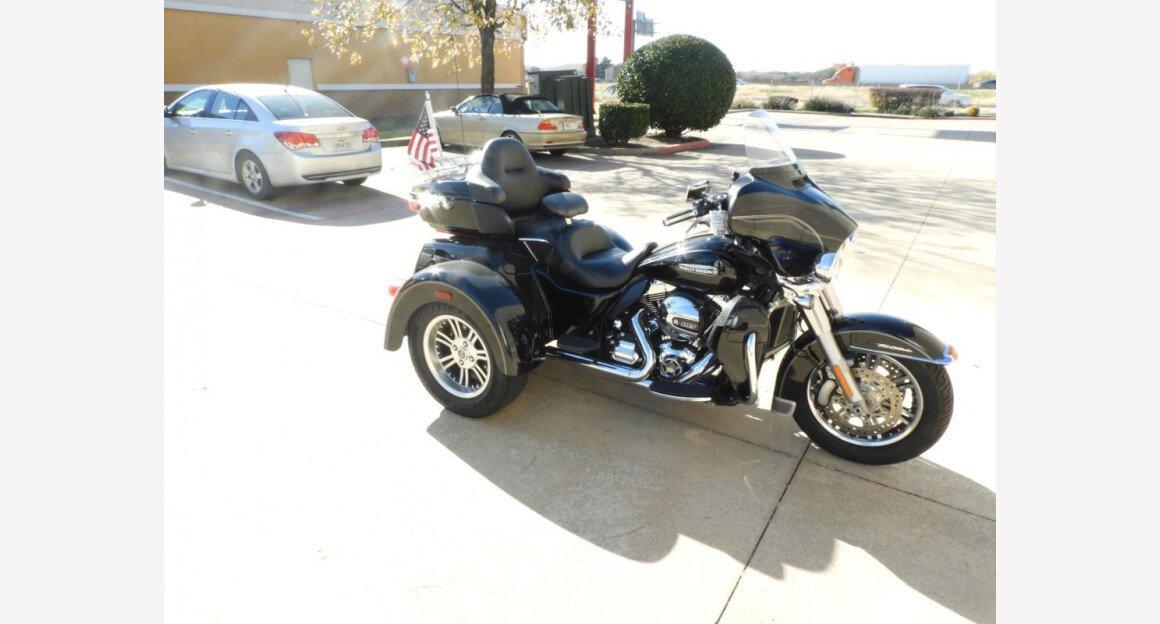 2012 Harley-Davidson Trike for sale 200663500