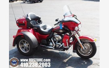 2012 Harley-Davidson Trike for sale 200809262
