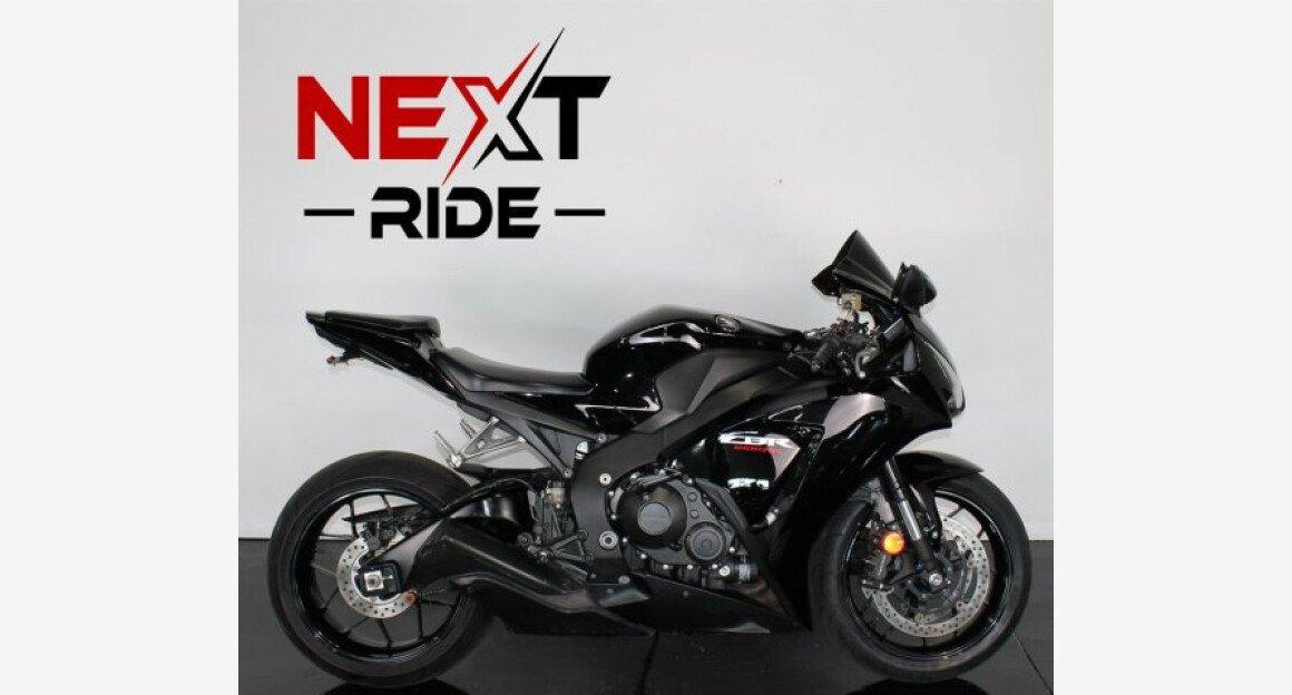 2012 Honda CBR1000RR for sale 200647272