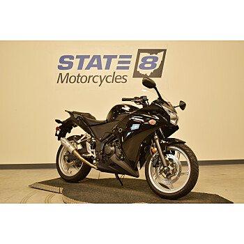 2012 Honda CBR250R for sale 200648522