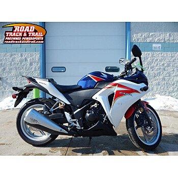 2012 Honda CBR250R for sale 200709243