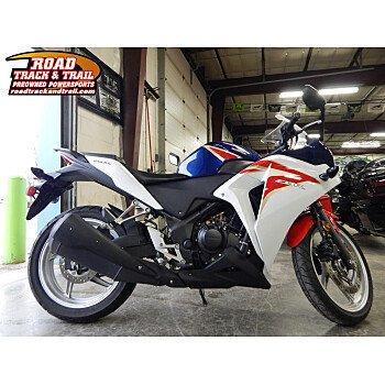 2012 Honda CBR250R for sale 200719551