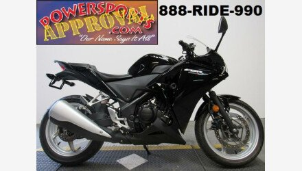 2012 Honda CBR250R for sale 200621436