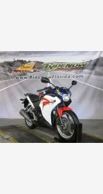 2012 Honda CBR250R for sale 200660707