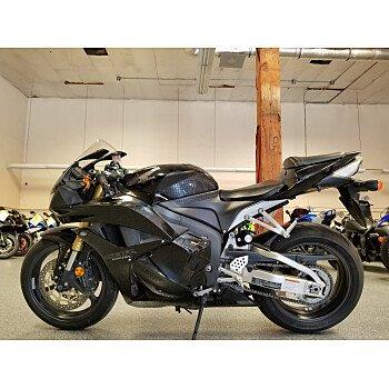 2012 Honda CBR600RR for sale 200707137