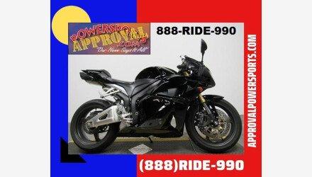 2012 Honda CBR600RR for sale 200642636
