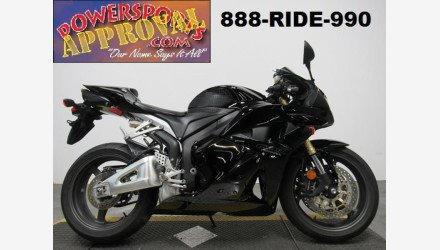2012 Honda CBR600RR for sale 200652975