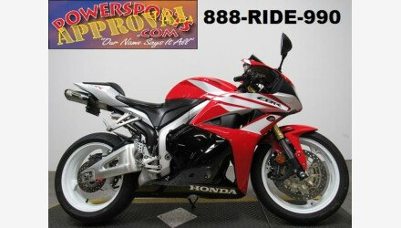 2012 Honda CBR600RR for sale 200673147