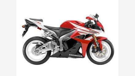 2012 Honda CBR600RR for sale 200700395