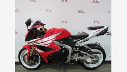 2012 Honda CBR600RR for sale 201009206