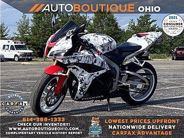 2012 Honda CBR600RR for sale 201107701