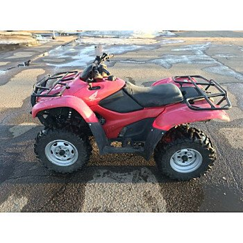 2012 Honda FourTrax Rancher for sale 200631293