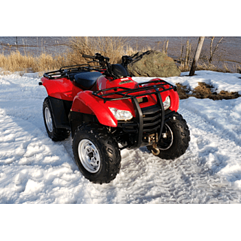 2012 Honda FourTrax Rancher for sale 200880707