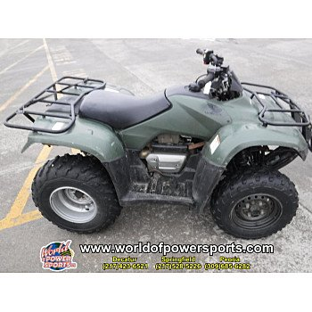 2012 Honda FourTrax Recon for sale 200693615