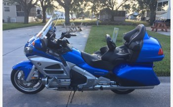 2012 Honda Gold Wing for sale 200771095
