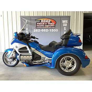 2012 Honda Gold Wing for sale 200963063