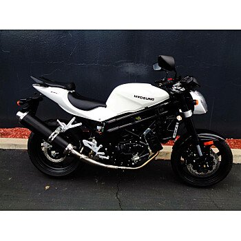 2012 Hyosung GT650 for sale 200702360