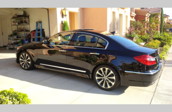2012 Hyundai Genesis 5 for sale 100743308