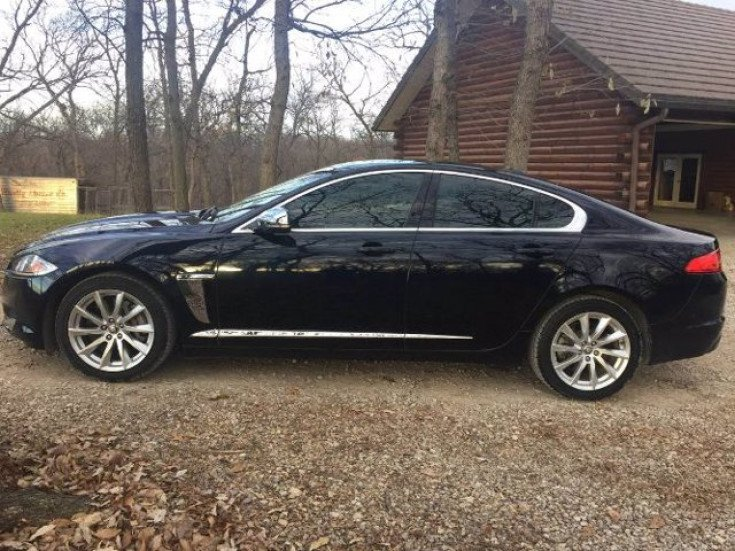 2012 Jaguar XF for sale 101586953