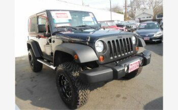 2012 Jeep Wrangler 4WD Sport for sale 101095110