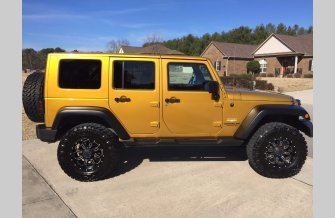 2012 Jeep Wrangler 4WD Sahara for sale 100768669