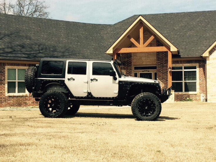 2012 Jeep Wrangler 4WD Unlimited Sport for sale 100787642