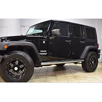 2012 Jeep Wrangler for sale 101005164