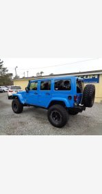 2012 Jeep Wrangler 4WD Unlimited Rubicon for sale 101036644