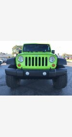 2012 Jeep Wrangler 4WD Unlimited Sport for sale 101045634