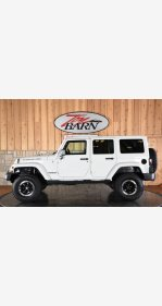 2012 Jeep Wrangler 4WD Unlimited Rubicon for sale 101052305
