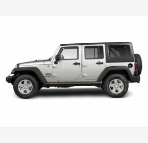 2012 Jeep Wrangler 4WD Unlimited Sport for sale 101060049