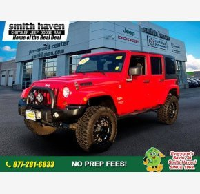 2012 Jeep Wrangler 4WD Unlimited Sahara for sale 101060052