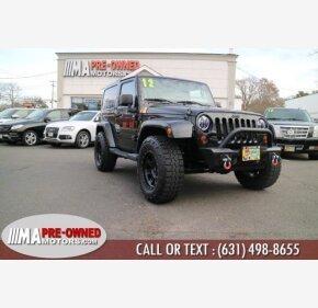 2012 Jeep Wrangler 4WD Sahara for sale 101063720