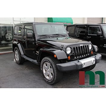 2012 Jeep Wrangler 4WD Sahara for sale 101074633