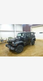 2012 Jeep Wrangler 4WD Sport for sale 101096627