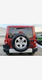 2012 Jeep Wrangler 4WD Unlimited Sahara for sale 101102910