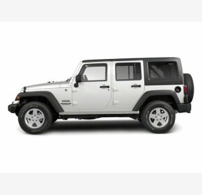 2012 Jeep Wrangler 4WD Unlimited Sahara for sale 101110949