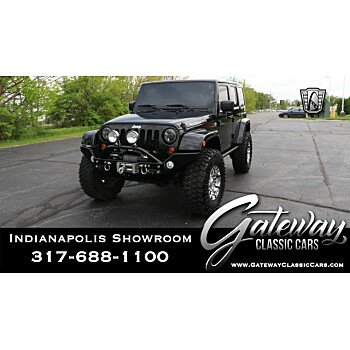 2012 Jeep Wrangler for sale 101144690