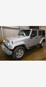 2012 Jeep Wrangler 4WD Unlimited Sahara for sale 101162092