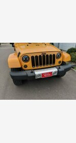 2012 Jeep Wrangler 4WD Unlimited Sahara for sale 101206575