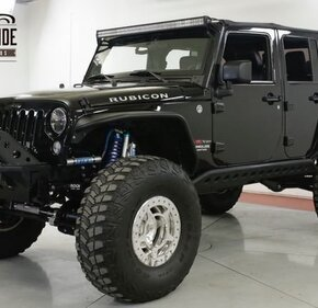 2012 Jeep Wrangler 4WD Unlimited Rubicon for sale 101211255